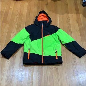 Youth Boy Size 16 Spyder Ski Jacket